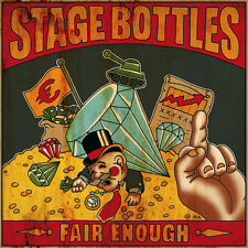 STAGE BOTTLES FAIR ENOUGH CD
