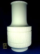 COOL 70´s design THOMAS PORCELLANA XL Relief porcelain floorvase pavimento vaso 45 cm