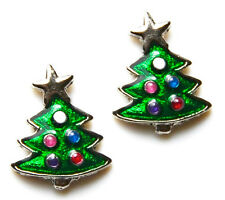 Christmas Tree Cufflinks - QHG2
