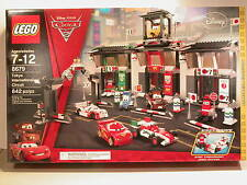 LEGO Disney Cars 8679 Tokyo International Circuit NEW MISB Fast Shipping !