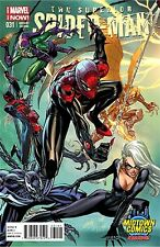 SUPERIOR SPIDERMAN 31 EXCLUSIVE MIDTOWN CAMPBELL COLOR VARIANT FINALE IN STOCK
