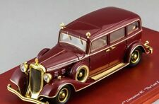 Cadillac Deluxe Tudor Limousine 8C 1932 True Scale Miniatures TSM124312 1:43