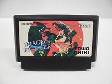 NES -- DRAGON FIGHTER -- Famicom. Japan game. Work fully. 10757