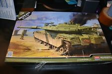 ACADEMY 1/35 MERKAVA MK IV LIC - NEW/SEALED