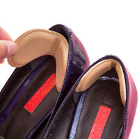 2pcs Sticky Fabric Shoes Back Heel Inserts Insoles Pads Cushion Liner Grips H Fy
