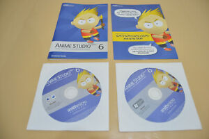 Anime Studio Debut 6 Create Your Own Cartoons & Animations