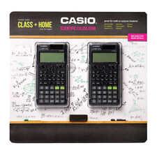 Casio FX-300ESPLS2-S 2nd Edition Scientific Calculator 2-Pack Combo FX-2CAL-20 .