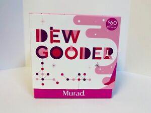 Murad Dew Gooder - Cleanser, Recovery Serum, Water Gel, & Infusion Oil Kit