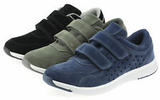 Herrenschuhe Sneaker Sportschuhe Freizeitschuhe Klettverschluss Neu 6532