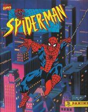 SPIDERMAN Marvel Comics - Panini Album COMPLETE