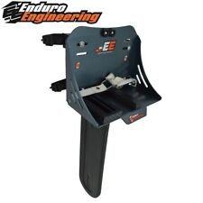 Enduro Engineering Dirtbike Chainsaw Mount Carrier for Clearing Trimming Trail