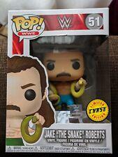 Vinyl Figure FUNKO Nº 51 Vendeur Britannique WWE Jake the Snake Chase POP