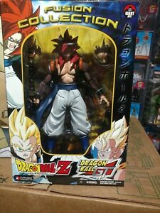 Dragon Ball Z GT Fusion collection SS4 Gogeta Produced by Jakks Pacific 2003