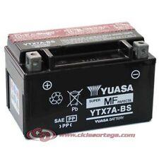 Bateria YUASA YTX7A-BS Original Yamaha ENVIO 24 HORAS
