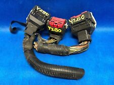 05 06 econoline van 5 4 ecu ecm pcm engine computer plugs wiring pigtails  yzb0