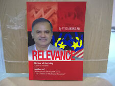 Relevance by Syed Akbar Ali