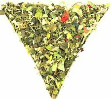 Moringa Fresh Blackberry Nettle Peppermint Goji Cranberry Herbal Infusion Health