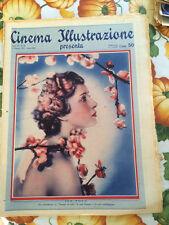 Cinema Illustrazione 1935 X n° 40 Isa Pola      23/12