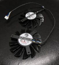 MSI Twin Frozr III Series Video Card Cooling Fan Replacement *HD7950 7970 GTX680