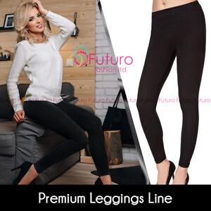 Premium Qualität Leggings Volle Länge Super Komfort Winter Dick Alexis LEGG02