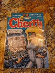 Cherry Poptart Underground comics Kitchen Sink Adult- Larry Welz 1990