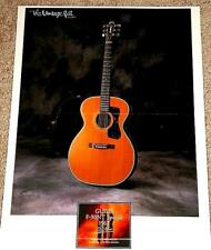 GUILD 1967 F-30NT SPECIAL ACOUSTIC GUITAR POSTER