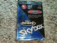 1997-98 SKYBOX HOOPS BASKETBALL CARD PACK POS,MICHAEL JORDAN 911 INSERTS AUTOS$$