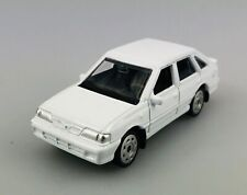 WELLY POLONEZ CARO PLUS WHITE 1:60 POLISH CLASSICS DIE CAST METAL MODEL NEW
