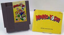 Nintendo NES - Mario & Yoshi + Anleitung - NES-YM-NOE
