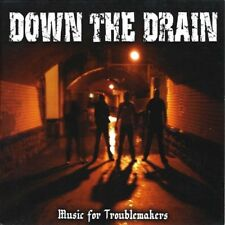 Down The Drain - Music For Troublemakers [CD]