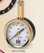 IH Dial Tire Pressure Gauge 0-100 psi