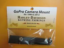 USA made Go Pro Hero mount fits Harley-Davidson 96-2013 batwing fairings