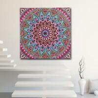 5D Mandala Diamond Embroidery DIY Painting Cross Stitch Kit Decor