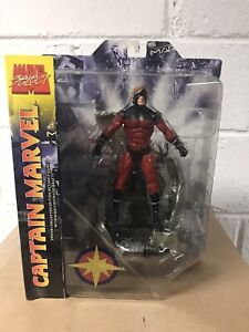 Marvel Select Captain Marvel Special Collector Edition Action Figure NIP
