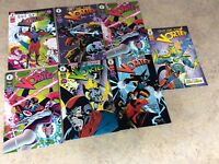 OUT OF THE VORTEX # 1,2,3,3,4,5,6 LOT OF 7 NM COMIC 1993-1994 DARK HORSE