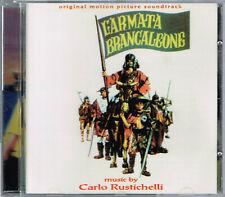 CARLO RUSTICHELLI L'ARMATA BRANCALEONE & BRANCALEONE ALLE CROCIATE MINT POINT CD