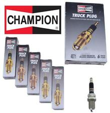 *NEW* Set of  6 Champion Spark Plugs Truck Plug 4071