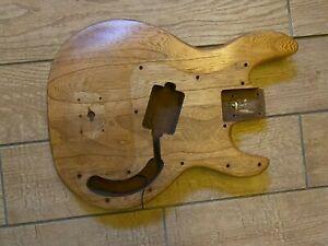 """PEAVEY ® T-20 ® """"NATURAL"""" guitar BODY ca 1983"""