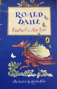 Fantastic Mr Fox by Roald Dahl, Pb