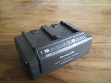 PANASONIC DOUBLE CELL VW-AD9E AC ADAPTER BATTERY QUICK CHARGER CAMCORDER AD9 GS