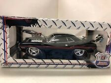 1/18 M2 GROUND POUNDERS 1970 CHALLENGER BLACK LIMITED EDITION 300 PIECES
