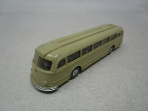 Wiking Plastic Car *MERCEDES BENZ PULLMAN BUS* 1:87 HO SCALE  Made In W. Germany