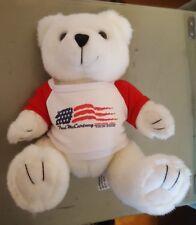Paul McCartney Teddy Bear Driving USA Tour 2002 American flag the beatles