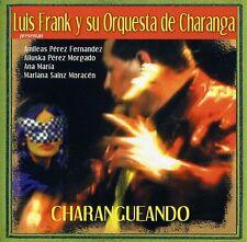Luis Frank, Luis Frank & Orquesta De Charanga - Charangueando [New CD] UK - Impo