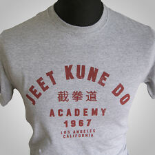 Jeet Kune Do Bruce Lee T Shirt Martial Art Kung Fu MMA Karate Enter the Dragon g
