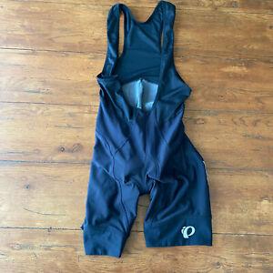 Pearl Izumi Mens XL Cycling Bibshorts Compression Shorts Bib Black