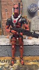 """Deadpool 6"""" ACTION FIGURE à Custom fauteuil à bascule"""