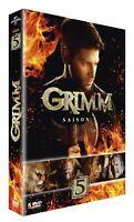 Grimm  Saison 5 / DVD NEUF
