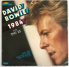 "DAVID BOWIE -1984/TVC15- Rare US Promo 12"" +Picture Sleeve (Vinyl Record)"