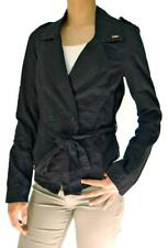 Rip Curl Womens M/10 CADET JACKET Blazer Top Jacket New - Black Rrp$109.99
